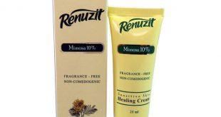 کرم ترمیم کننده پوست رینوزیت مدل Mimosa