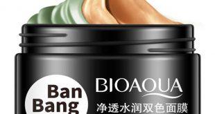 ماسک صورت بایوآکوا مدل Ban Bang Double Color