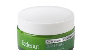 کرم روشن کننده شب فیداوت مدل Whitening