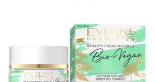 کرم لیفتینگ اولاین مدل Eveline Bio Vegan Mattifying