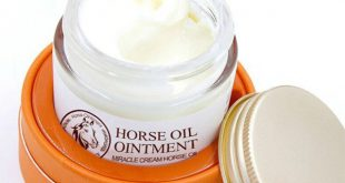 کرم ضد چروک بایو آکوا مدل Horse Oil Ointment